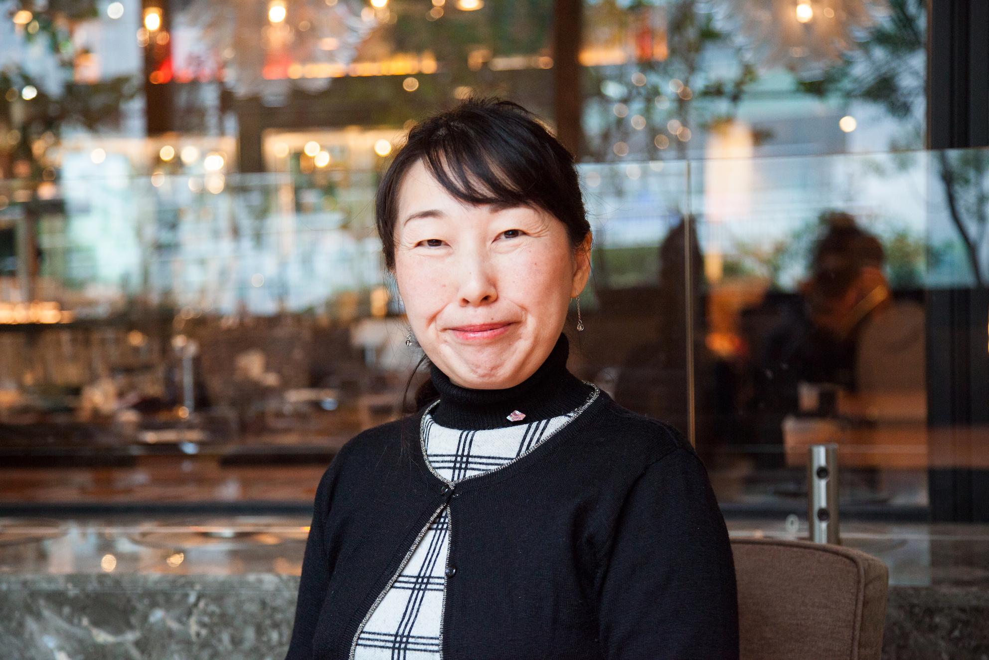 女性起業家に聞く!これからの日本とレンタルスペースの可能性:ハンドケアセラピスト・島津七与さん