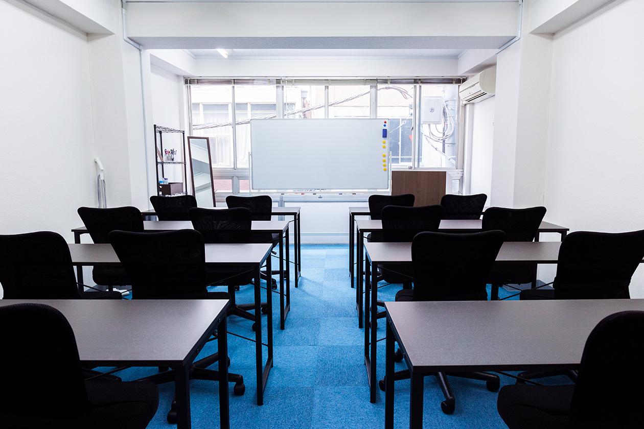 TKP会議室と同じクォリティーで、よりリーズナブルな会議室を。:デンマーク会議室(新橋・内幸町)